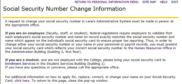 Changing Your Name On Social Security Card | Infocard.Co